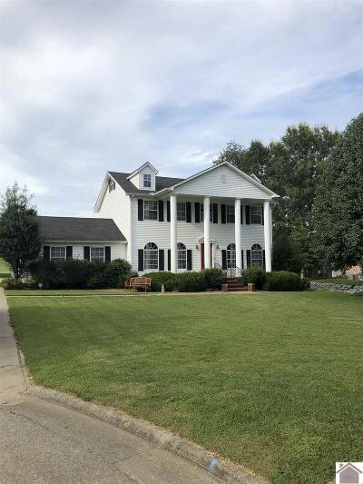 Mayfield Single Family Home For Sale: 121 Arbor Court