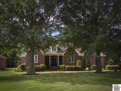 Paducah Single Family Home For Sale: 6442 Stinespring Drive