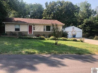 Murray Single Family Home For Sale: 1633 Hamilton Avenue