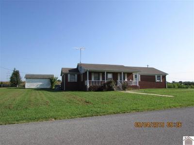 Cadiz KY Single Family Home For Sale: $114,900