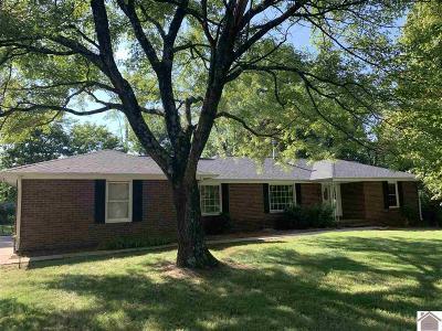 Murray Single Family Home For Sale: 255 King Richard Drive