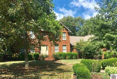Murray Single Family Home For Sale: 1522 Spring Creek