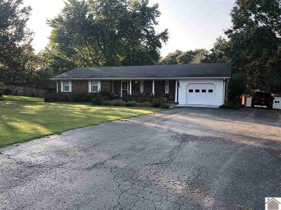 Benton Single Family Home Contract Recd - See Rmrks: 3992 Mayfield Hwy.
