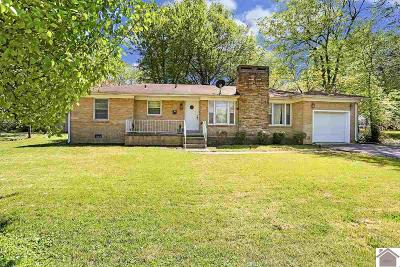 Murray Single Family Home For Sale: 1625 College Farm Road