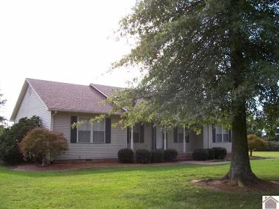 Mayfield Single Family Home For Sale: 2236 Central Road