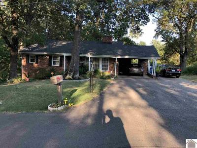 Benton Single Family Home For Sale: 1717 Sycamore Drive