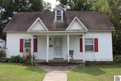 Murray Single Family Home For Sale: 1005 Main St