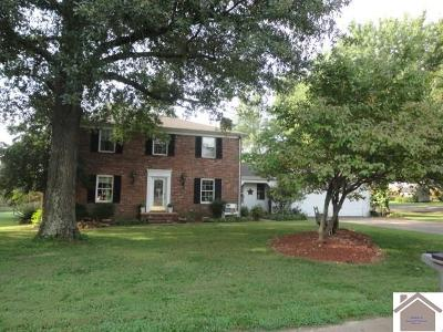 Mayfield Single Family Home For Sale: 1306 Dogwood Drive