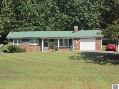 Eddyville Single Family Home For Sale: 149 Marshall Rd