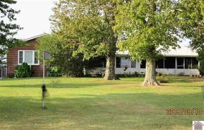 Cadiz KY Single Family Home For Sale: $164,900