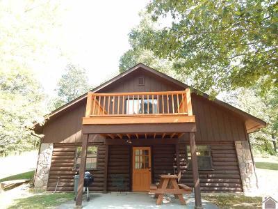 Benton Single Family Home For Sale: 681 Ridge Loop