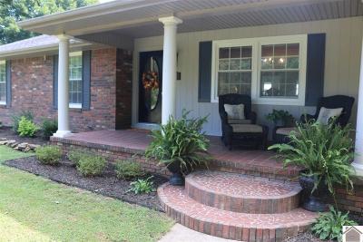 Benton Single Family Home For Sale: 407 Phillips
