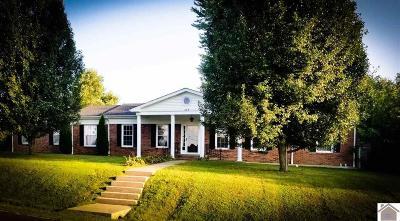 Eddyville Single Family Home For Sale: 203 E Fairview
