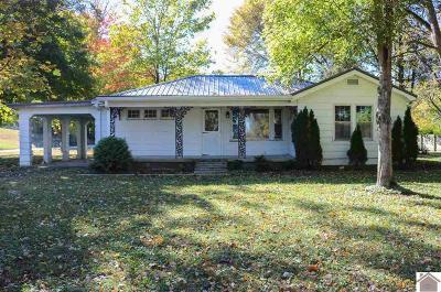 Benton Single Family Home For Sale: 706 E 12th Street