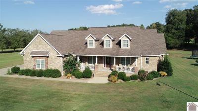Benton Single Family Home For Sale: 25 Fairway Dr.