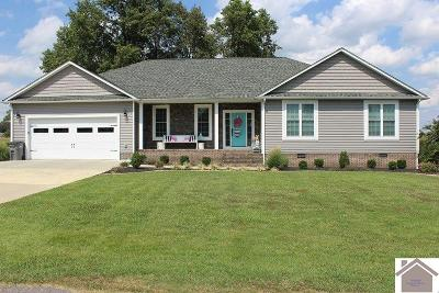 Mayfield Single Family Home For Sale: 311 Mallard Cove