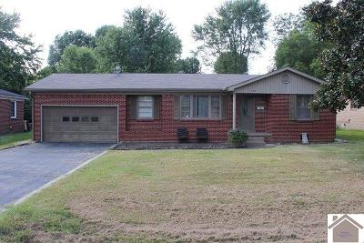 Mayfield Single Family Home Contract Recd - See Rmrks: 1303 S 9th