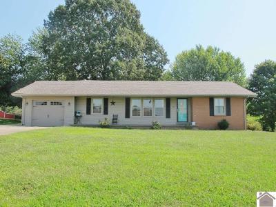 Eddyville Single Family Home For Sale: 202 Jenkins