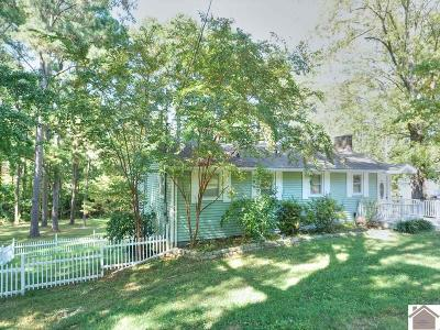 Single Family Home For Sale: 675 Lakeway Dr.
