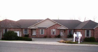 Murray, New Concord, Grand Rivers, Benton, Gilbertsville Multi Family Home For Sale: 69-71 Tartan Field