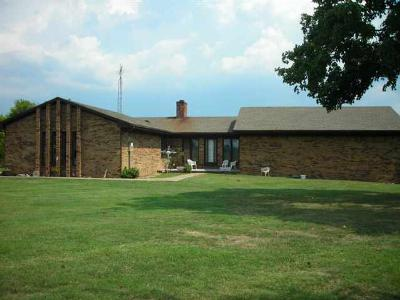 Smithland, Tiline Single Family Home For Sale: 1637 Maxfield