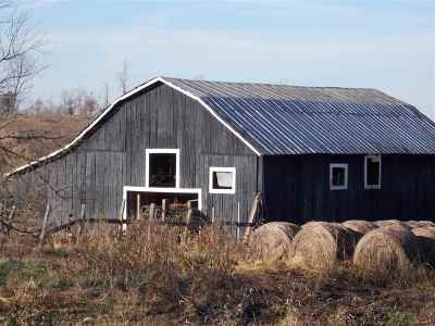 Caldwell County Farm For Sale: Evans Mill Rd.