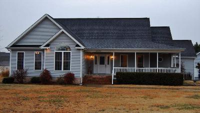 Single Family Home Contract Recd - See Rmrks: 12455 Robinette Drive
