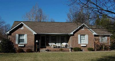 Benton Single Family Home Contract Recd - See Rmrks: 205 Wood Creek Blvd