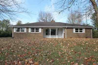 Eddyville Single Family Home For Sale: 100 Chestnut St