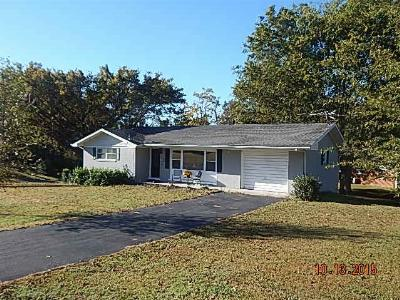 Grand Rivers KY Single Family Home Sold: $119,900