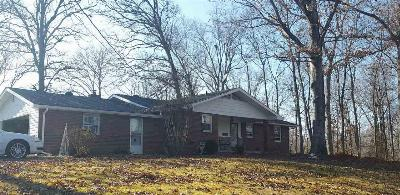 Cadiz KY Single Family Home Contract Recd - See Rmrks: $177,000