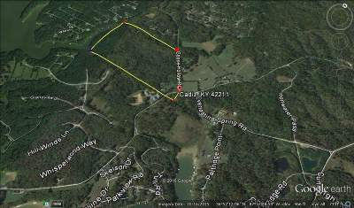 Trigg County Farm For Sale: Parkview & Goosehollow Rds
