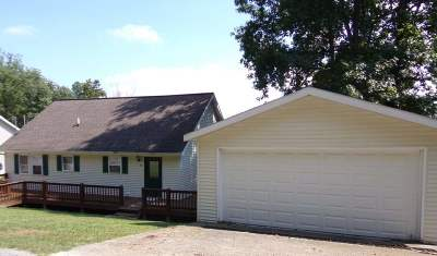 Trigg County Single Family Home For Sale: 304 Parkview Road