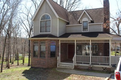 Murray, New Concord, Grand Rivers, Benton, Gilbertsville Single Family Home For Sale: 60 Enterprise Lane