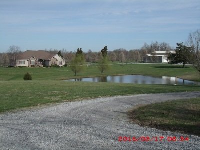 Grand Rivers KY Single Family Home Sold: $314,900