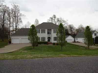 Paducah Single Family Home For Sale: 305 Pinebrook