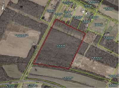 Calvert City Residential Lots & Land For Sale: 150 Industrial Parkway