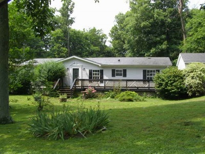 McCracken County Manufactured Home For Sale: 3175 McNeil Rd