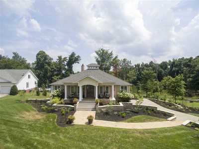 Grand Rivers KY Single Family Home For Sale: $1,699,000