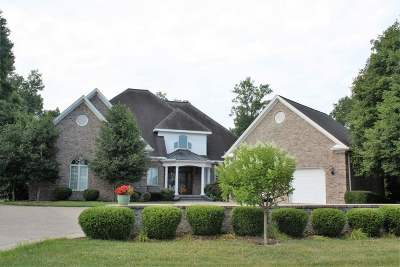 Livingston County, Lyon County, Trigg County Single Family Home For Sale: 305 Sequoyah Trail