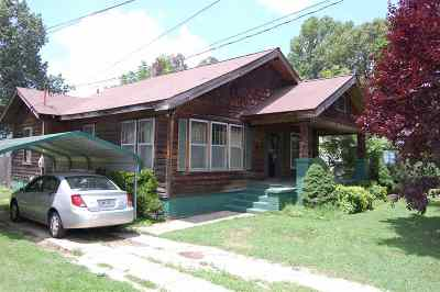McCracken County Single Family Home For Sale: 815 N 22nd Street