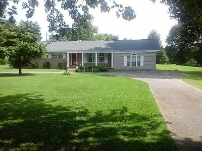 Princeton KY Single Family Home Sold: $139,000