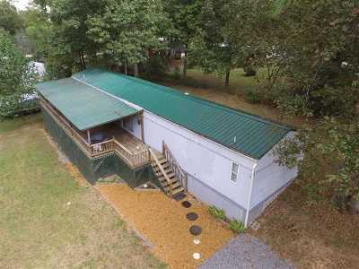 Trigg County Manufactured Home For Sale: 89 Cheyenne Trail