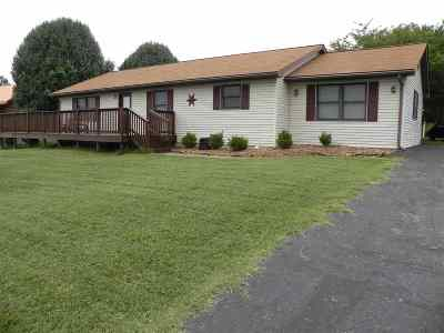 Eddyville Single Family Home Contract Recd - See Rmrks: 160 Lake Scene Drive