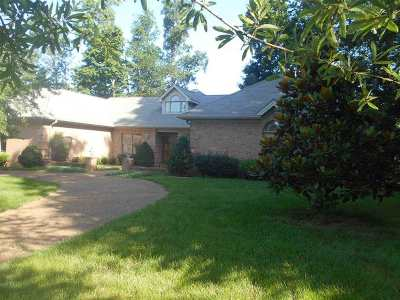 Trigg County Single Family Home For Sale: 136 Sequoyah Trail