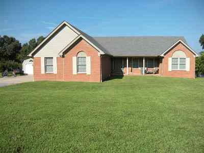 Cadiz, Trigg County, Eddyville, Grand Rivers, Kuttawa Single Family Home For Sale: 325 Destiny Lane