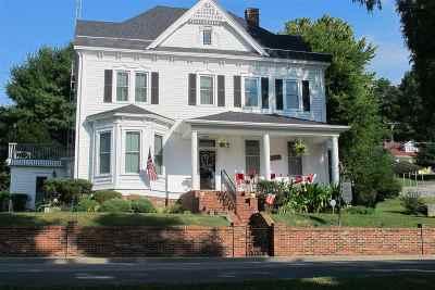 Kuttawa Single Family Home For Sale: 1980 Lake Barkley Drive