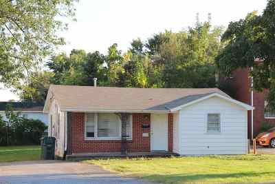 Murray Single Family Home For Sale: 1605 College Farm Rd
