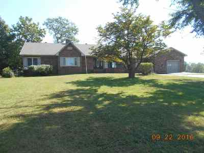 Princeton Single Family Home For Sale: 874 Hwy 1272