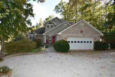 Eddyville Single Family Home For Sale: 101 Laurens Way